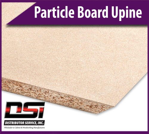 """Particle Board Core Upine 1-1/8"""" x 30"""" x 97"""" Industrial Particleboard Panels"""