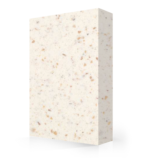 "Avonite Solid Surface Honey Crunch Acrylic Sheet 1/2"" x 30"" x 144"""
