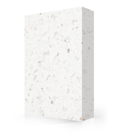 """Avonite Solid Surface Avalanche Acrylic Sheet 1/2"""" x 30"""" x 144"""""""