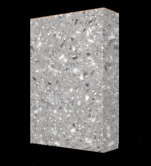 "Avonite Solid Surface Cloud Burst Acrylic Sheet 1/2"" x 30"" x 144"""