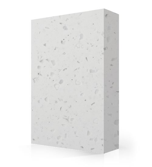 """Avonite Solid Surface Galactic Ice Acrylic Sheet 1/2"""" x 30"""" x 144"""""""