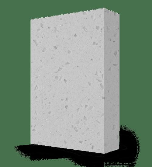 "Avonite Solid Surface Avonite Solid Surface Dove Shimmer Acrylic Sheet 1/2"" x 30"" x 144"""