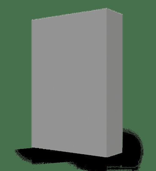 "Avonite Solid Surface B.K. Smoke Acrylic Sheet 1/2"" x 30"" x 144"""