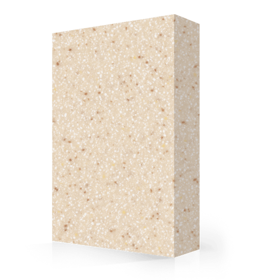 """Avonite Solid Surface Sandstorm Acrylic Sheet 1/4"""" x 36"""" x 96"""""""