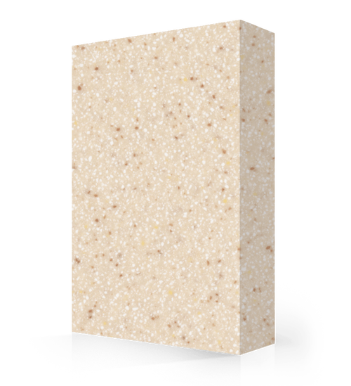 """Avonite Solid Surface Sandstorm Acrylic Sheet 1/4"""" x 60"""" x 96"""""""