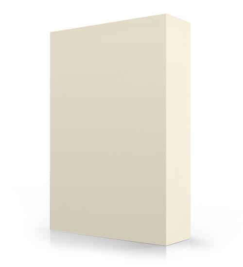 "Avonite Solid Surface Bone Acrylic Sheet 1/4"" x 48"" x 96"""