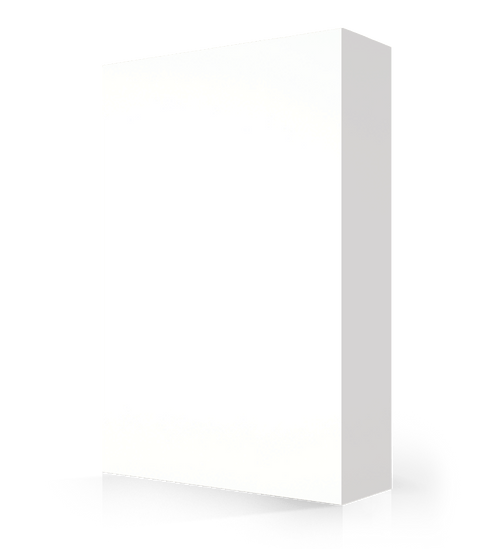 "Avonite Solid Surface Polaris Acrylic Sheet 1/2"" x 30"" x 144"""