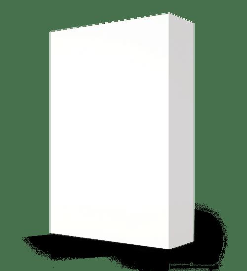 "Avonite Solid Surface Polaris Acrylic Sheet V 1/2"" x 30"" x 144"""