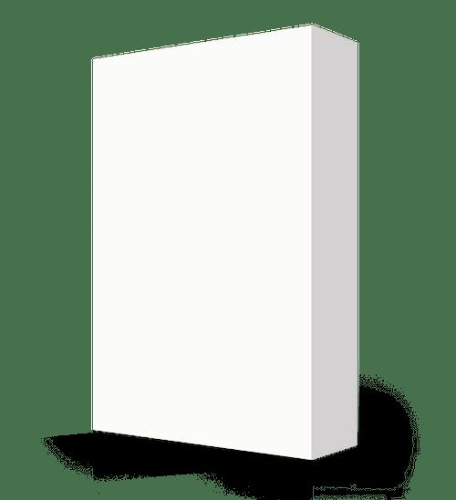 "White Acrylic Sheet 1/2"" x 30"" x 144"""