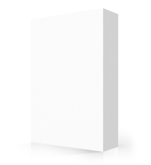 """Avonite Solid Surface Super White Acrylic Sheet 1/2"""" x 30"""" x 144"""""""