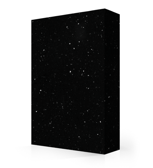 """Studio-Collection-Midnight Sky Polyester Sheet 1/2"""" x 36"""" x 120"""""""