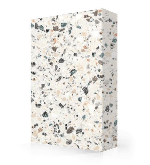 "Studio-Collection-Kaleidoscope Polyester Sheet 1/2"" x 36"" x 120"""