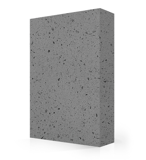 """Studio-Collection-Cement Polyester Sheet 1/2"""" x 36"""" x 120"""""""