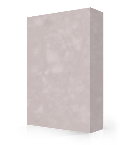 """Studio-Collection-Frosted Glass Polyester Sheet 1/2"""" x 36"""" x 120"""""""
