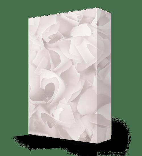 "Studio-Collection-Cirrus II Polyester Sheet 1/2"" x 36"" x 120"""