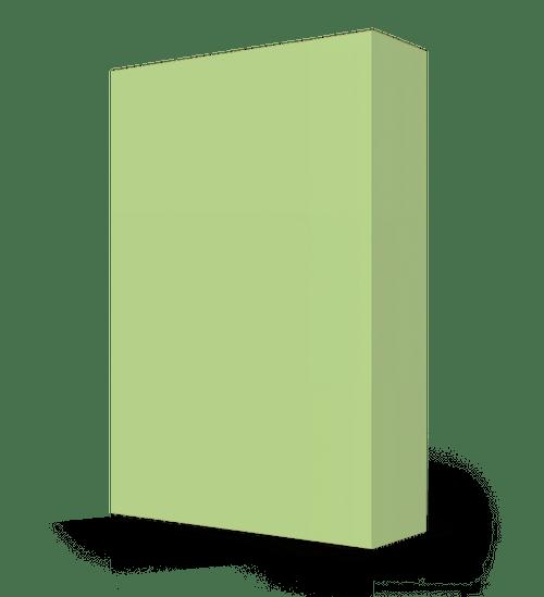 "Studio-Collection-Citron Polyester Sheet 1/2"" x 36"" x 120"""