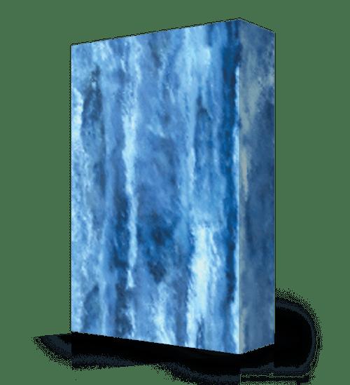"Studio-Collection-Ocean Breeze Polyester Sheet 1/2"" x 36"" x 120"""