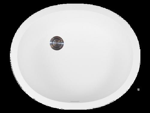 Avonite-Vanity-Bowl Super White 18-1/8 X 14-3/4