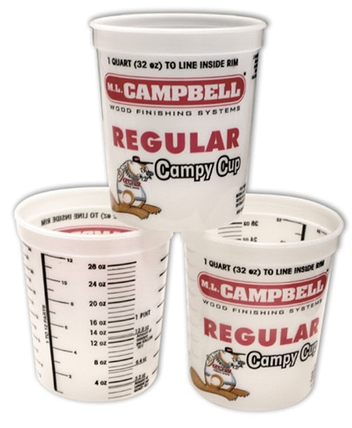 ML-Campbell Graduated Measure Cup 32 oz