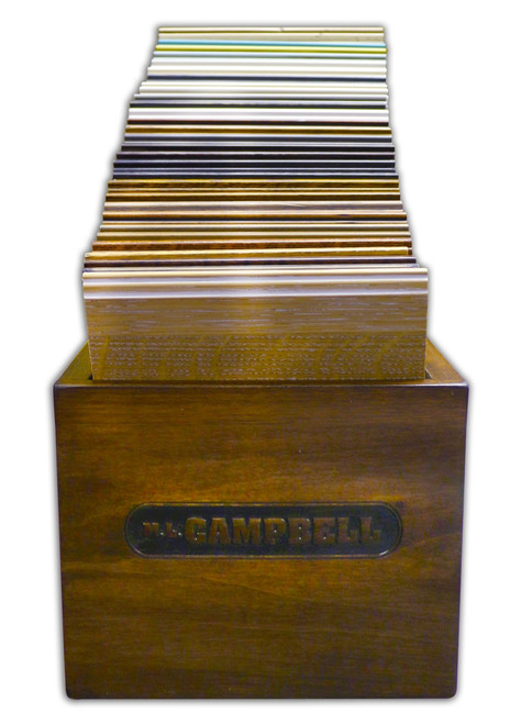 ML Campbell Stain Sample Box