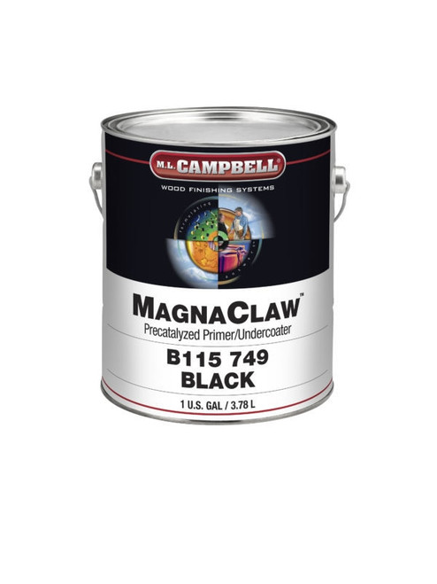 ML Campbell Magnaclaw Black Pre-cat Primer 5 Gallons