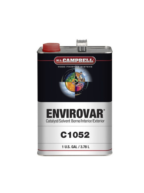 ML Campbell Clean Cure 5% Catalyst for Envirovar Gallon