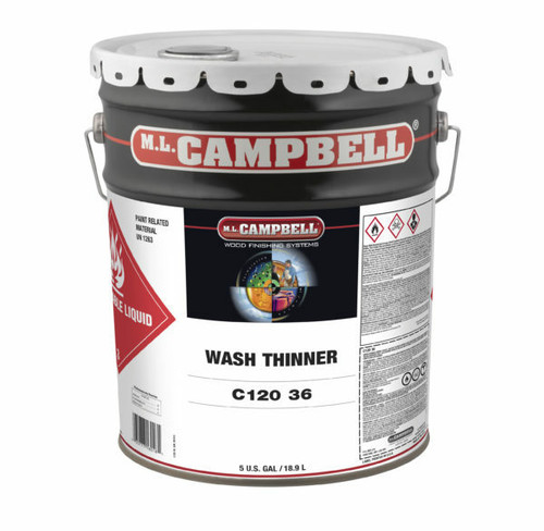 ML Campbell Wash Thinner 5 Gallons