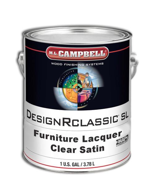 ML Campbell DesignRclassic Furniture Lacquer Clear Satin Gallon