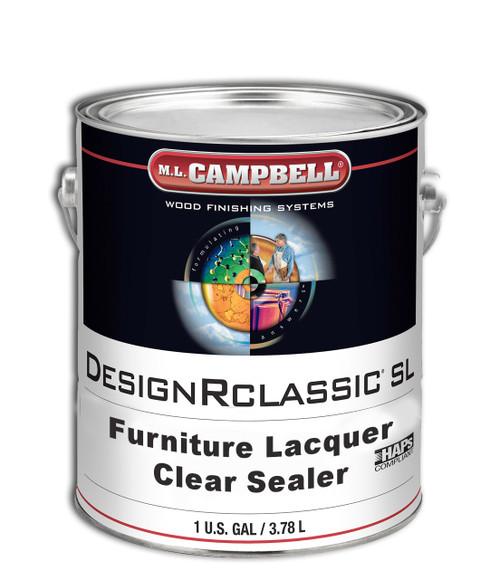 ML Campbell DesignRclassic Furniture Lacquer Clear Sealer Gallon