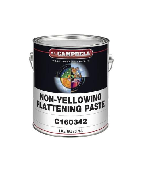 ML Campbell Flattening Paste Non-Yellowing Gallon
