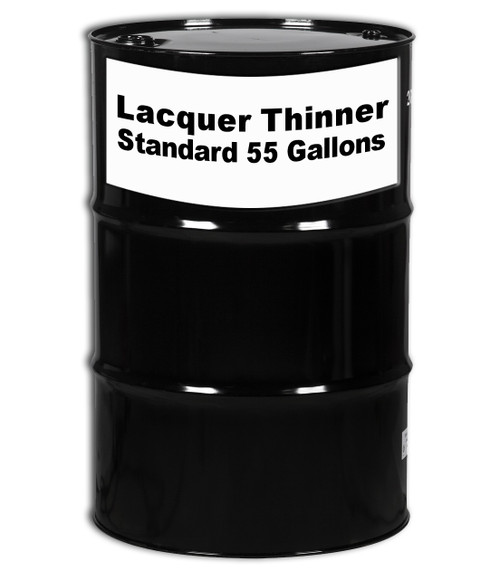 ML Campbell Standard Lacquer Thinner 55 Gallons