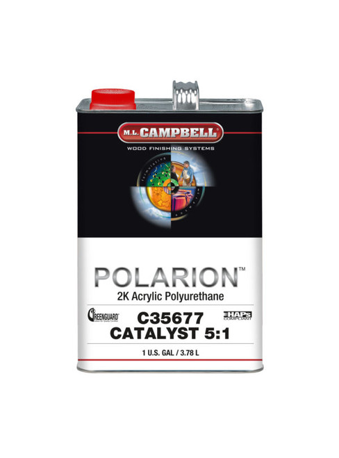 ML Campbell Polarion 2K Acrylic Urethane Catalyst 5:1 Ratio Quart