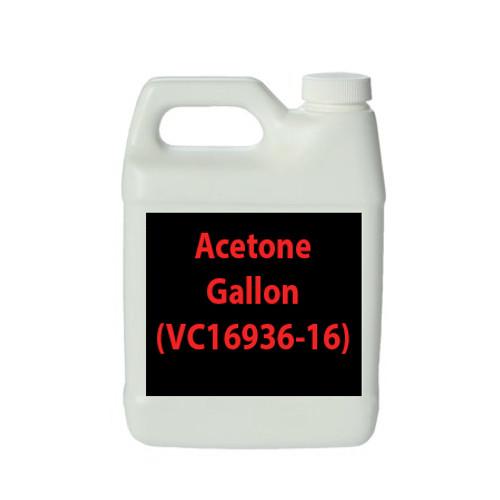 Acetone Gallon (VC16936-16)