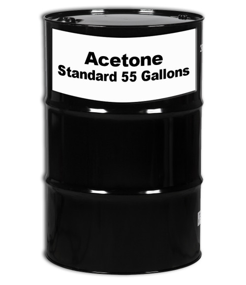 Acetone 55 Gallons Drum