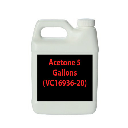 Acetone 5 Gallons (VC16936-20)