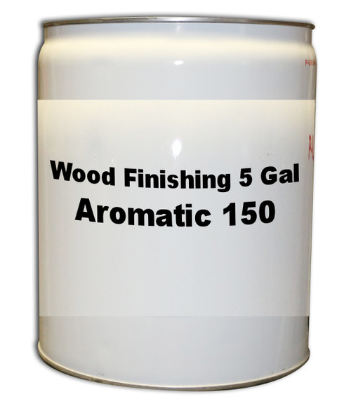 Professional Wood Coatings Aromatic 150 5 Gallons