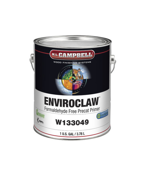 ML Campbell EnviroClaw Formaldehyde Free White Primer Pre-Cat 5 Gallons