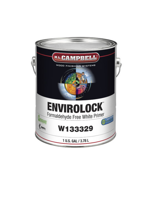 ML Campbell EnviroLock Formaldehyde Free  White Primer Post Cat Gallon