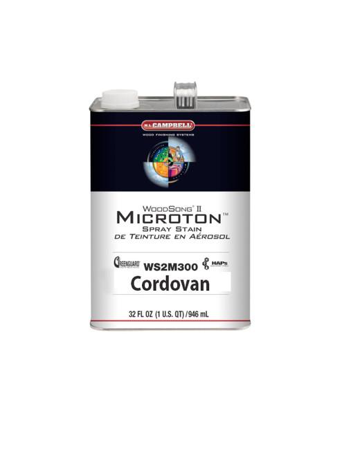 ML Campbell Cordovan Microton Dye Stain Gallon