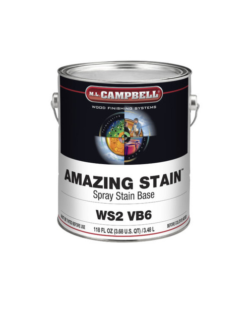ML Campbell Woodsong II Amazing Stain Base Gallon