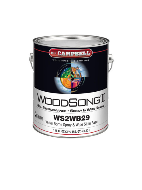 ML Campbell Water Borne Stain Base Gallon