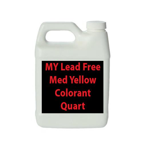 Professional Wood Finish MY Lead Free Med Yellow Colorant Quart