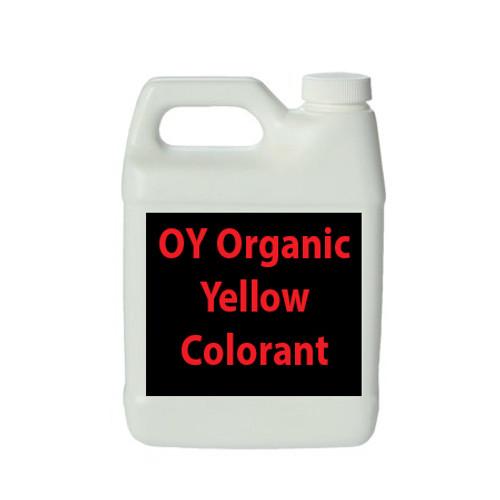 ML Campbell OY Organic Yellow Colorant Quart