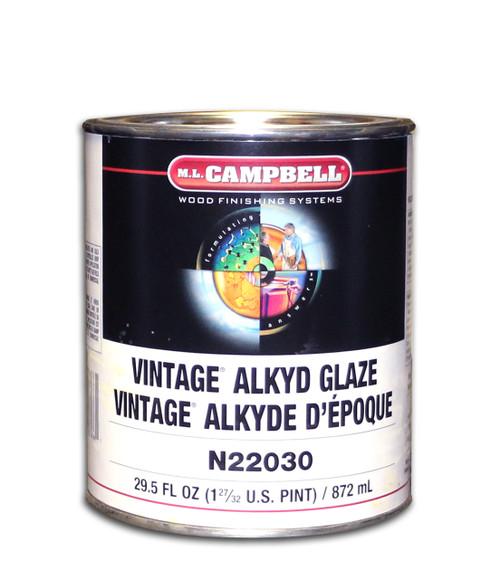 ML Campbell Vintage Glaze Clear Tint Base Quart