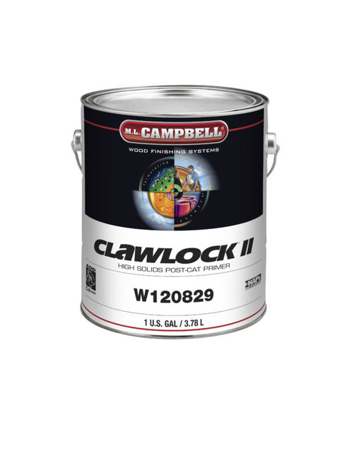 ML Campbell Clawlock II High Solids White Primer Gallon