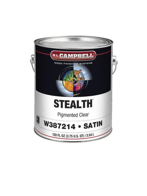 ML Campbell Stealth Clear Tint Base Conversion varnish Satin Gallon