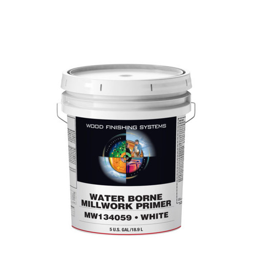 ML Campbell Universal Water Borne Millwork Primer 5 Gallons