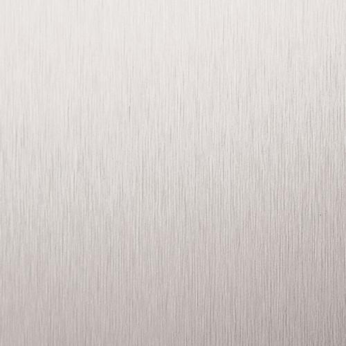 "Formica High Pressure Laminate Brushed Pewter Aluminum M2032 Phen Back .040"" DecoMetal Laminate 4' x 8'"
