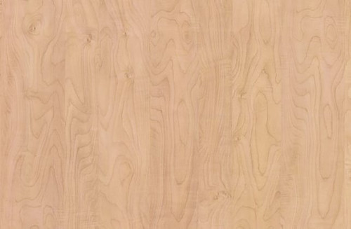 Pionite High Pressure Laminate Amber Curly Maple WM221 Vertical Suede HPL 4' x 8'