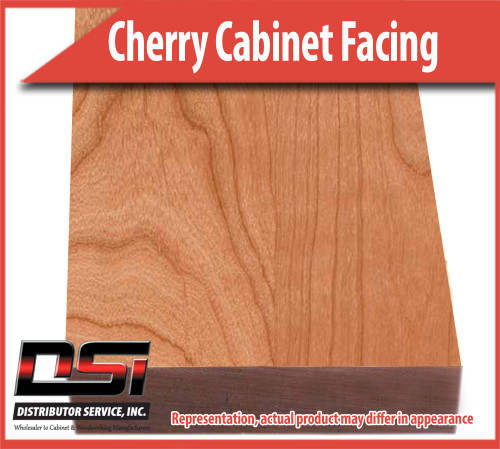Domestic Hardwood Lumber Cherry 2 X 96 Cabinet Facing